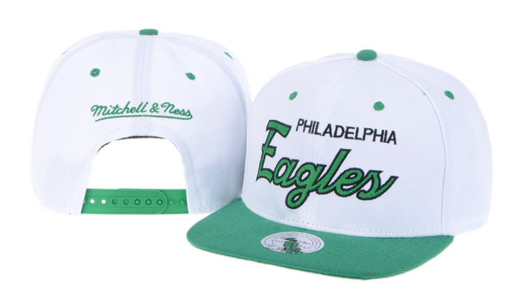 Philadelphia Eagles NFL Snapback Hat 60D2