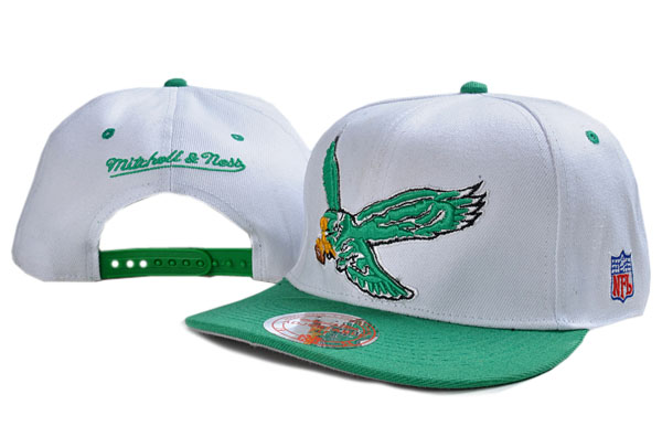 Philadelphia Eagles NFL Snapback Hat TY 1