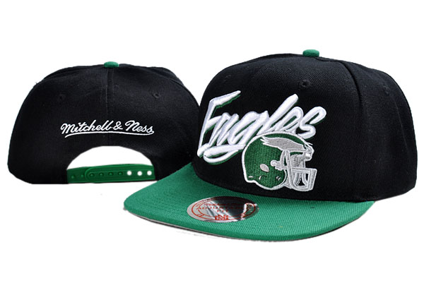Philadelphia Eagles NFL Snapback Hat TY 3
