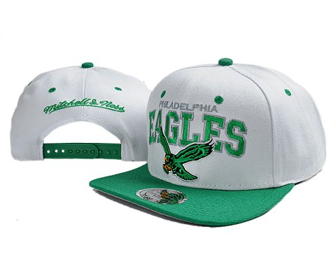Philadelphia Eagles NFL Snapback Hat TY 4