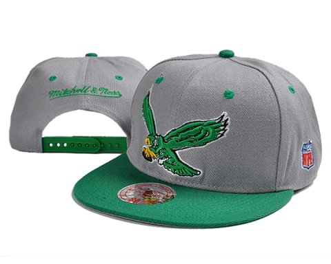 Philadelphia Eagles NFL Snapback Hat TY 5