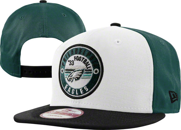 Philadelphia Eagles NFL Snapback Hat XDF079