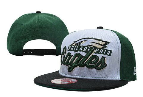 Philadelphia Eagles NFL Snapback Hat XDF098