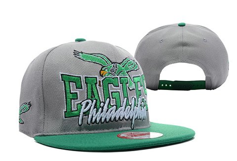 Philadelphia Eagles NFL Snapback Hat XDF148