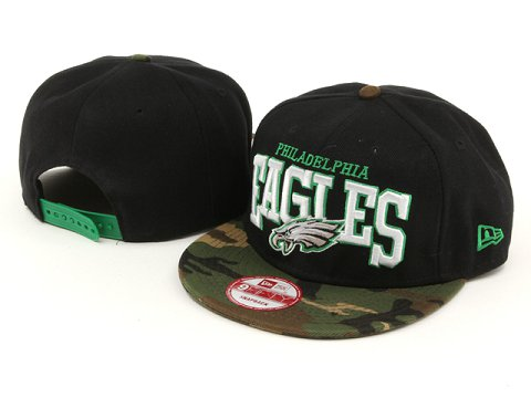 Philadelphia Eagles NFL Snapback Hat YX215
