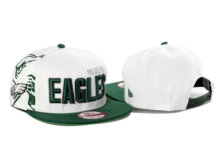 Philadelphia Eagles NFL Snapback Hat YX219