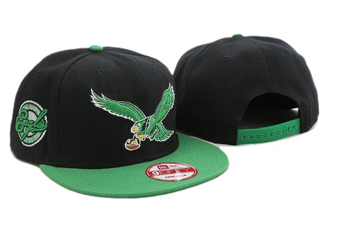 Philadelphia Eagles NFL Snapback Hat YX239