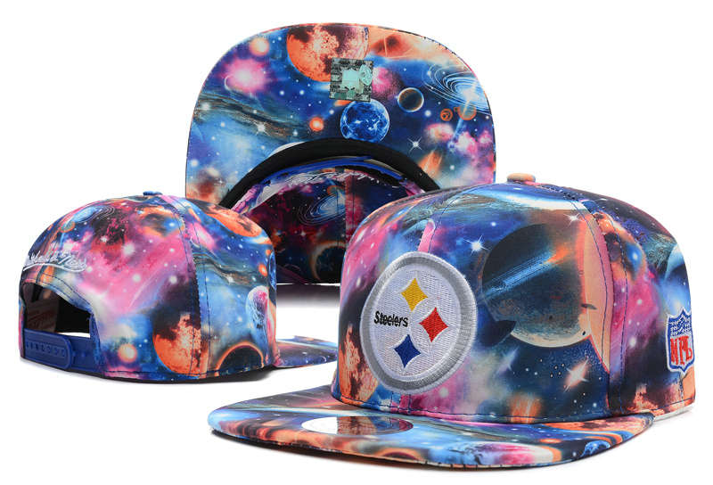 Pittsburgh Steelers Snapback Hat DF