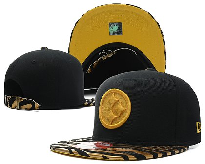 Pittsburgh Steelers New Style Snapback Hat SD 802