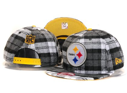 Pittsburgh Steelers New Type Snapback Hat YS 6R09