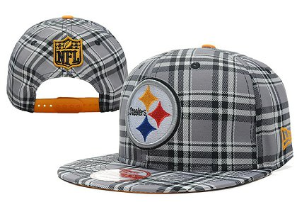 Pittsburgh Steelers NFL Snapback Hat XDF-Q