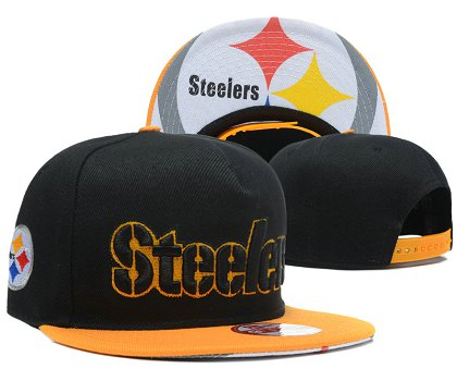 Pittsburgh Steelers Snapback Hat SD 1s15