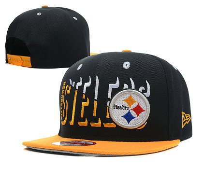 Pittsburgh Steelers Snapback Hat SD 1s34