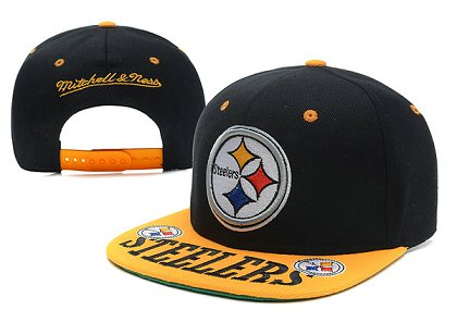 Pittsburgh Steelers Snapback Hat XD-F