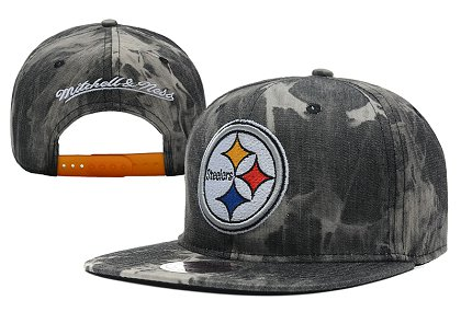 Pittsburgh Steelers Snapback Hat X-DF
