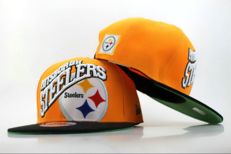 Pittsburgh Steelers Snapback Hat QH