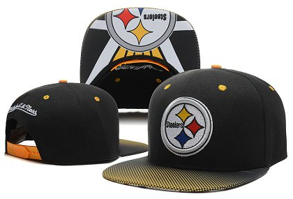 Pittsburgh Steelers Hat DF 150306 13