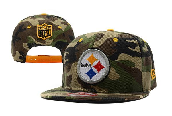 Pittsburgh Steelers Snapback Hat 2013 XDF 12