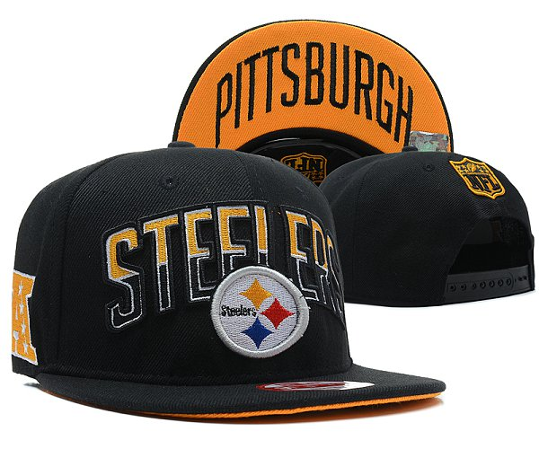 Pittsburgh Steelers Snapback Hat SD 2818