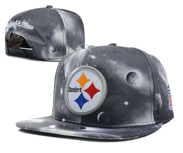 Pittsburgh Steelers Snapback Hat SD 2821