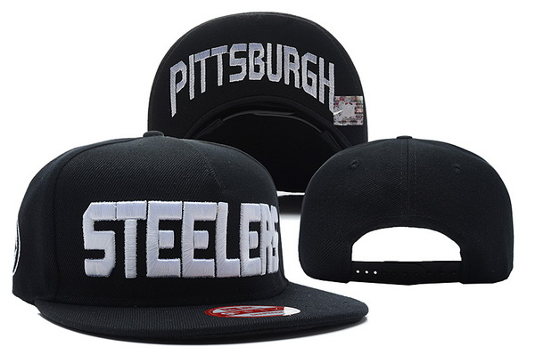 Pittsburgh Steelers Snapback Hat XDF 503