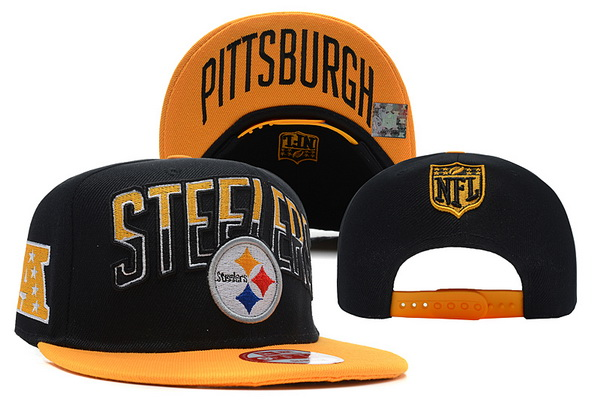 Pittsburgh Steelers Snapback Hat XDF 605