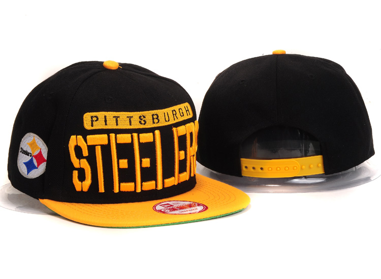 Pittsburgh Steelers Snapback Hat Ys 2106