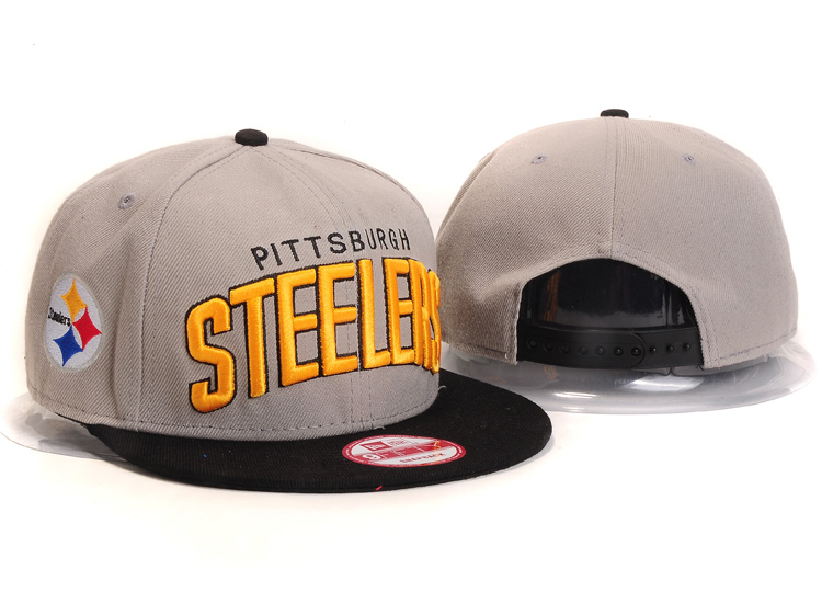 Pittsburgh Steelers Snapback Hat YS 9307