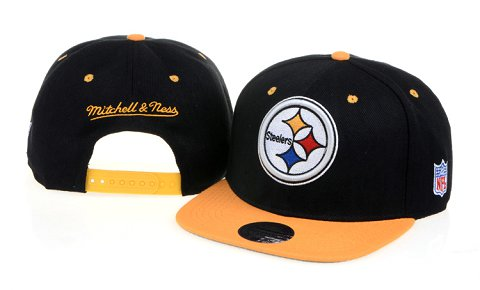 Pittsburgh Steelers NFL Snapback Hat 60D3