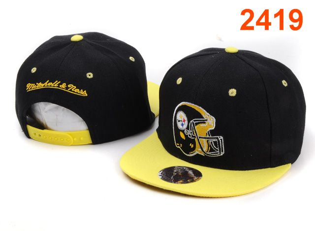 Pittsburgh Steelers NFL Snapback Hat PT29