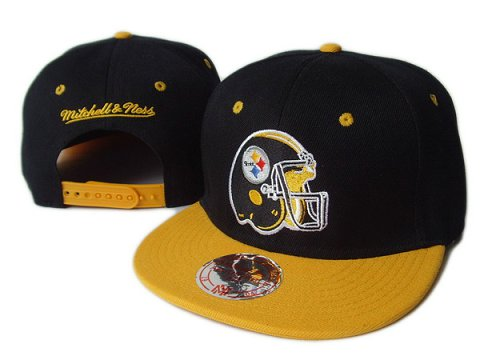Pittsburgh Steelers NFL Snapback Hat SD01