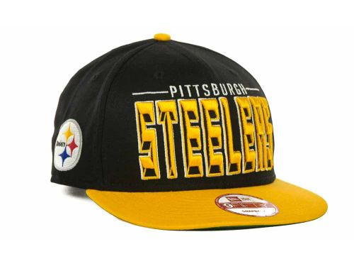 Pittsburgh Steelers NFL Snapback Hat SD05