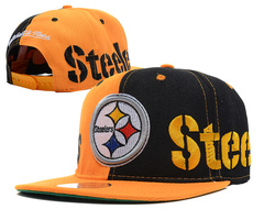 Pittsburgh Steelers NFL Snapback Hat SD10