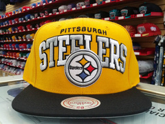 Pittsburgh Steelers NFL Snapback Hat SD12