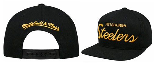 Pittsburgh Steelers NFL Snapback Hat Sf1