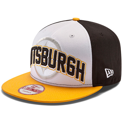Pittsburgh Steelers NFL Snapback Hat Sf4