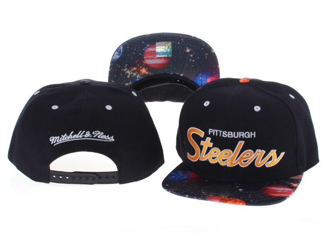 Pittsburgh Steelers NFL Snapback Hat Sf6