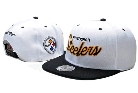 Pittsburgh Steelers NFL Snapback Hat TY 4