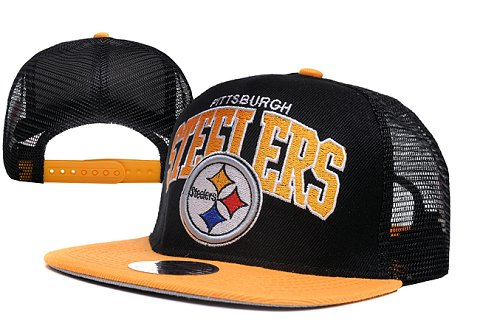 Pittsburgh Steelers NFL Snapback Hat XDF028