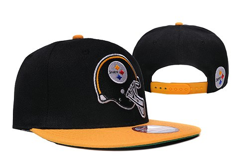 Pittsburgh Steelers NFL Snapback Hat XDF044