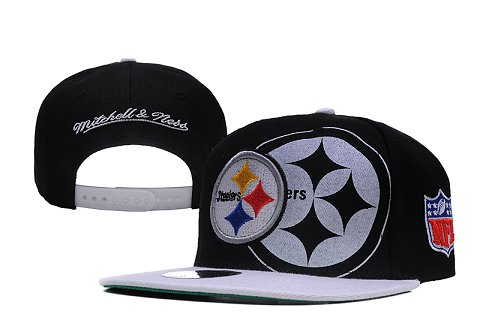 Pittsburgh Steelers NFL Snapback Hat XDF054