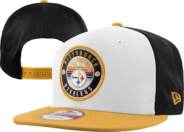 Pittsburgh Steelers NFL Snapback Hat XDF074