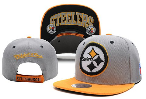 Pittsburgh Steelers NFL Snapback Hat XDF122