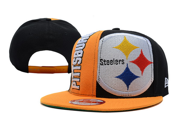 Pittsburgh Steelers NFL Snapback Hat XDF129
