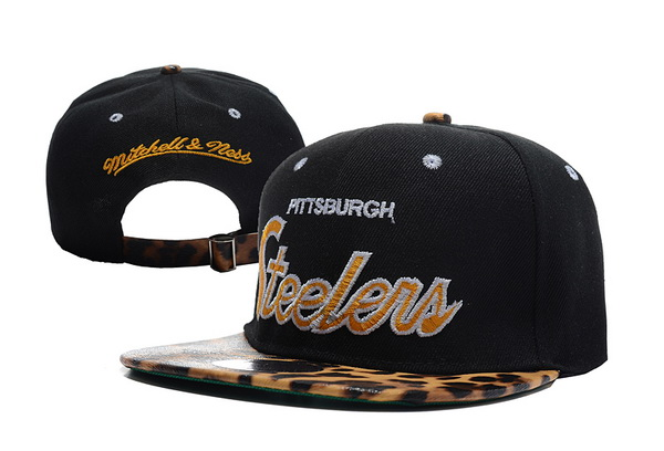 Pittsburgh Steelers NFL Snapback Hat XDF156