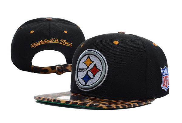 Pittsburgh Steelers NFL Snapback Hat XDF158