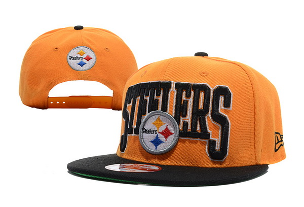 Pittsburgh Steelers NFL Snapback Hat XDF170