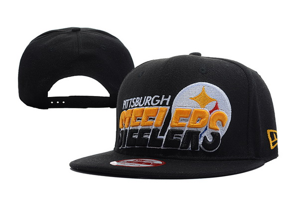 Pittsburgh Steelers NFL Snapback Hat XDF171