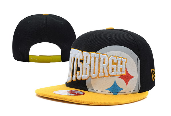 Pittsburgh Steelers NFL Snapback Hat XDF185