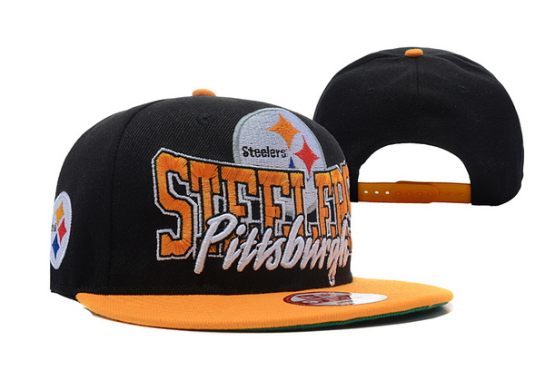 Pittsburgh Steelers NFL Snapback Hat XDF187